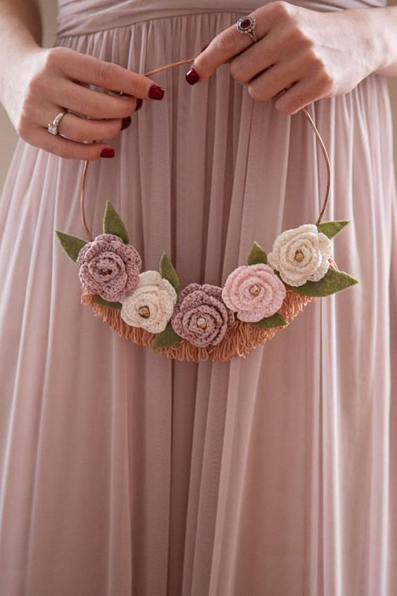 bouquet casamento croche 4