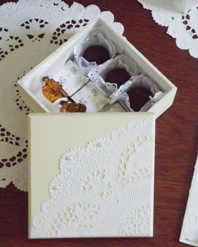 caixa mdf decorada casamento 1