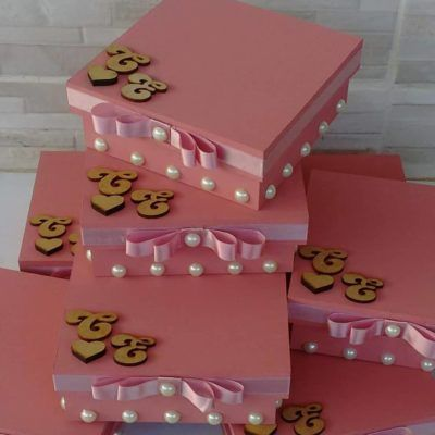 caixa mdf decorada simples 1