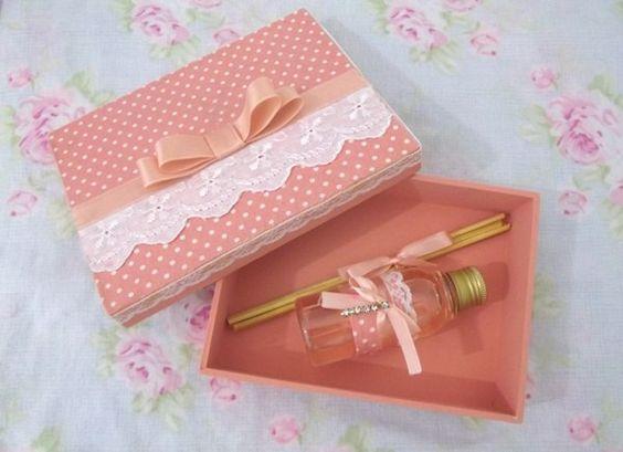 caixa mdf decorada simples 2