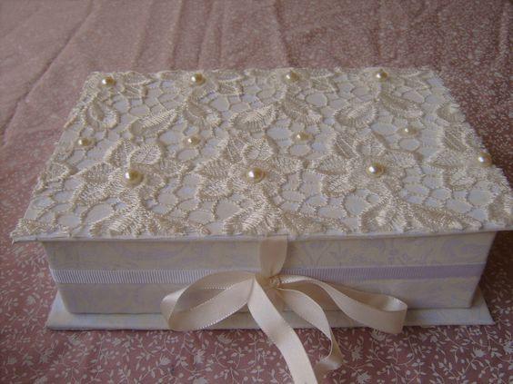 caixa mdf decorada tecido 2