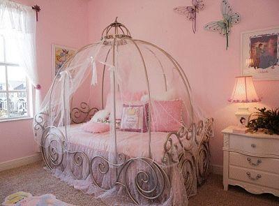 cama de menina castelo princesa