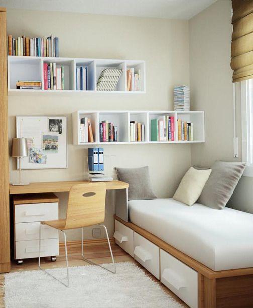 camas espaços pequenos 1