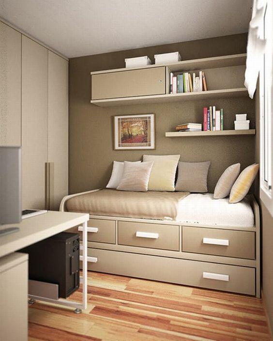 camas espaços pequenos 2