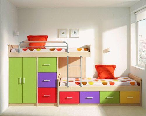 camas espaços pequenos 5