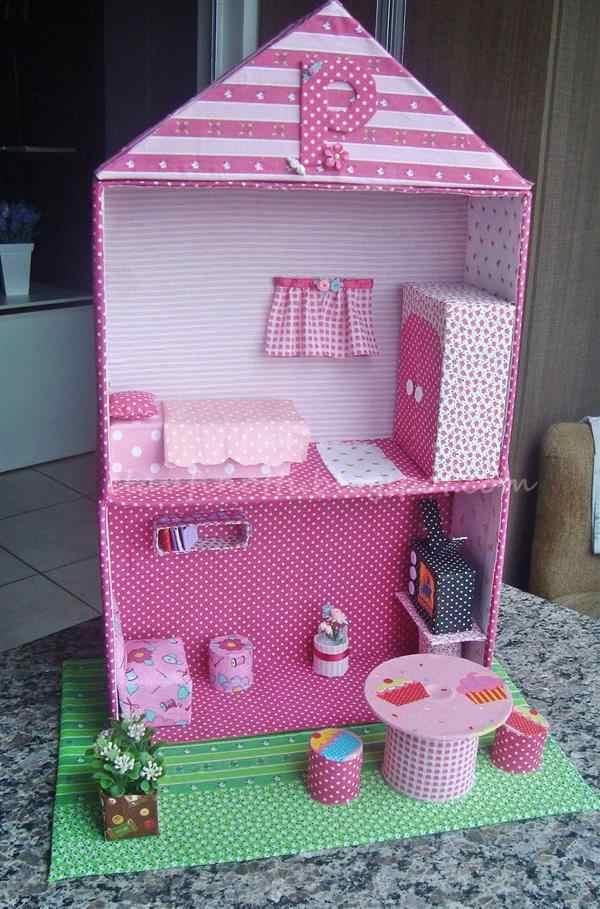 casa bonecas decoracao