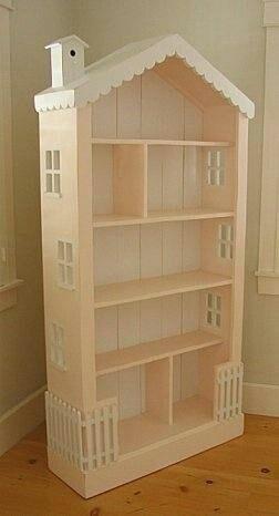 casa de bonecas feita com paletes