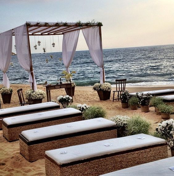 casamento praia dicas ideias