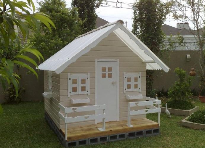casinha de jardim brincar