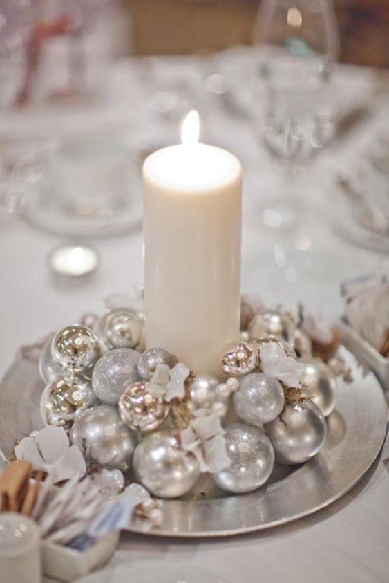 centro mesa natal velas 1