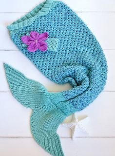 cobertor cauda sereia