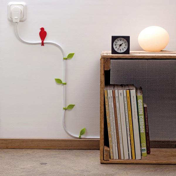 como esconder fios parede 9