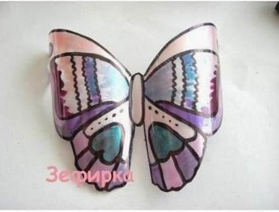 como-fazer-borboletas-com-garrafas-5