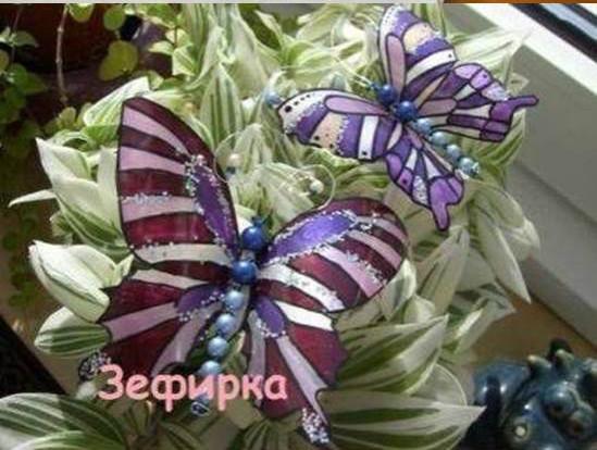 como-fazer-borboletas-com-garrafas-8