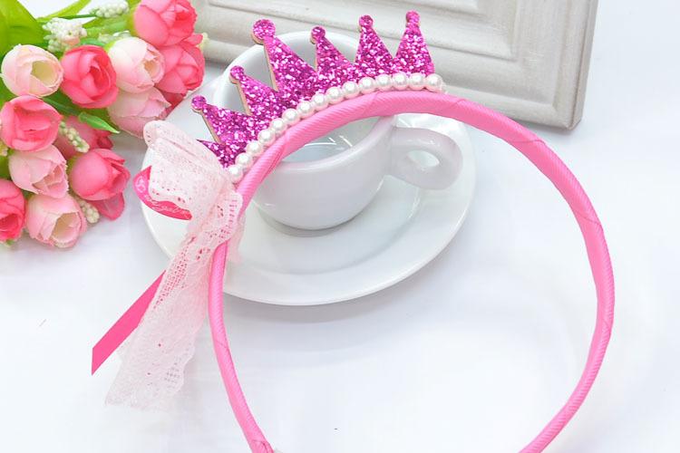 como fazer coroa de princesa
