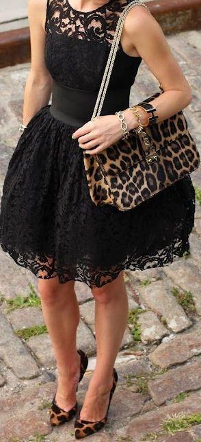 como usar vestido preto 3