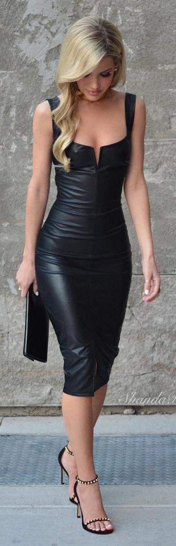 como usar vestido preto 6