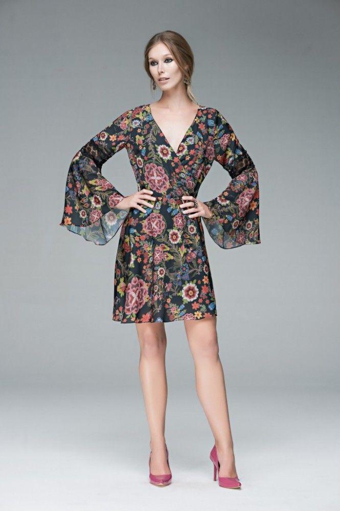 como usar vestidos outono inverno 2