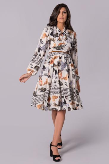 como usar vestidos outono inverno 4
