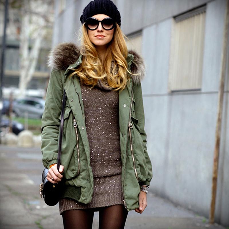 como usar vestidos outono inverno 7