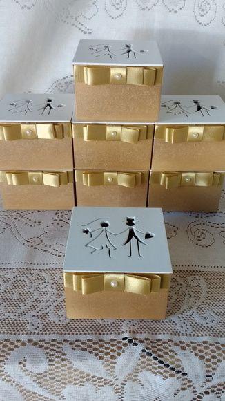 convites de casamento tridimensionais 2