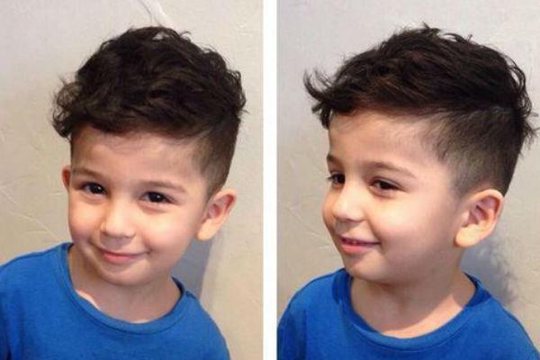 cortes cabelo menino