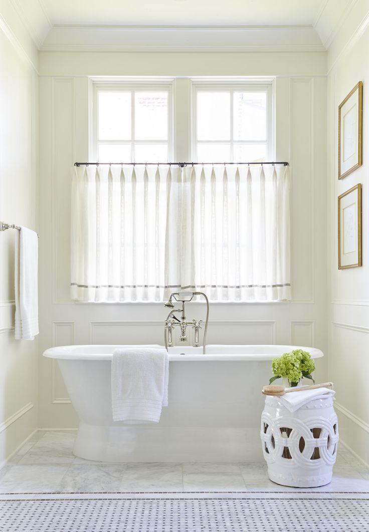 cortinas banheiro criativa