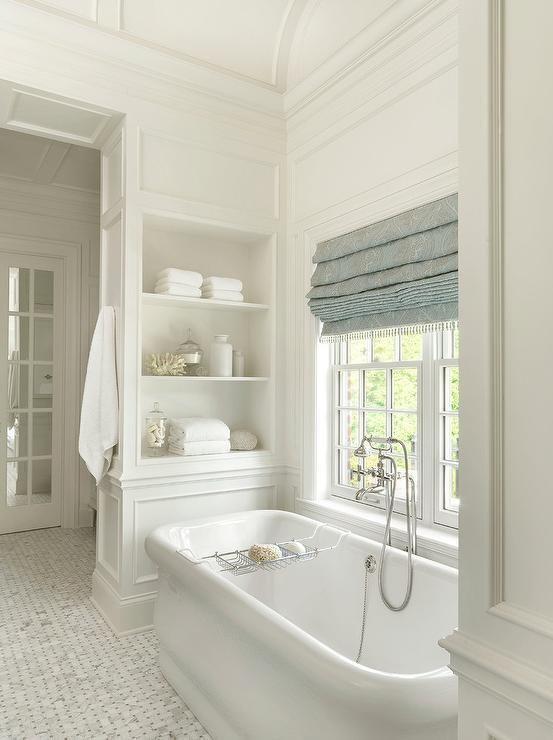 cortinas banheiro tecido 1
