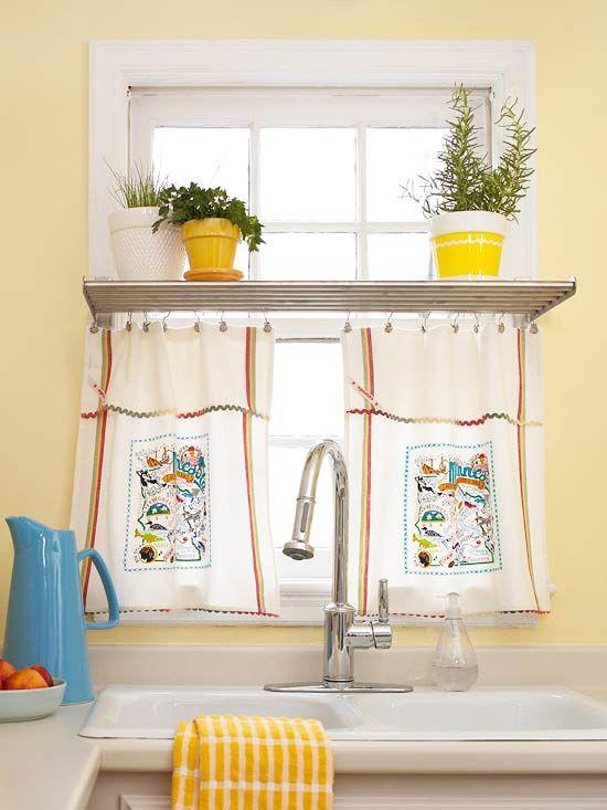 cortinas para a cozinha 2