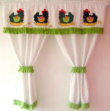 cortinas para a cozinha 3