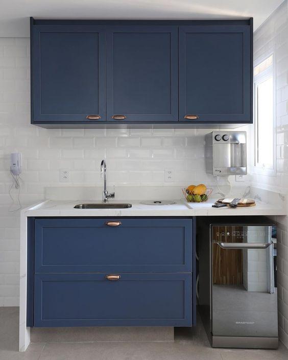 cozinha pequena decorada 1
