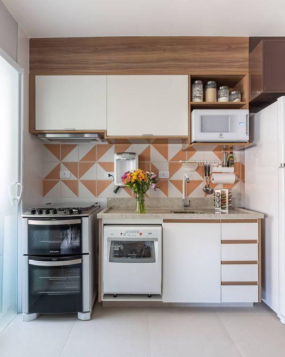cozinha pequena decorada 3
