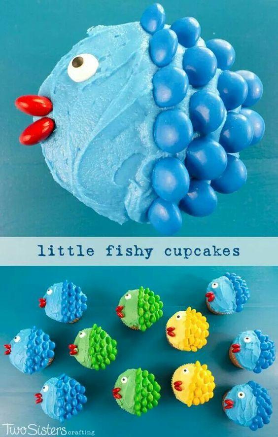 cupcakes a procura dory