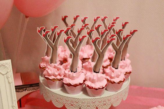cupcakes cha lingerie