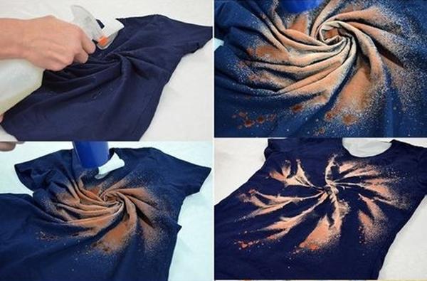 customizar camisetas agua sanitaria 4