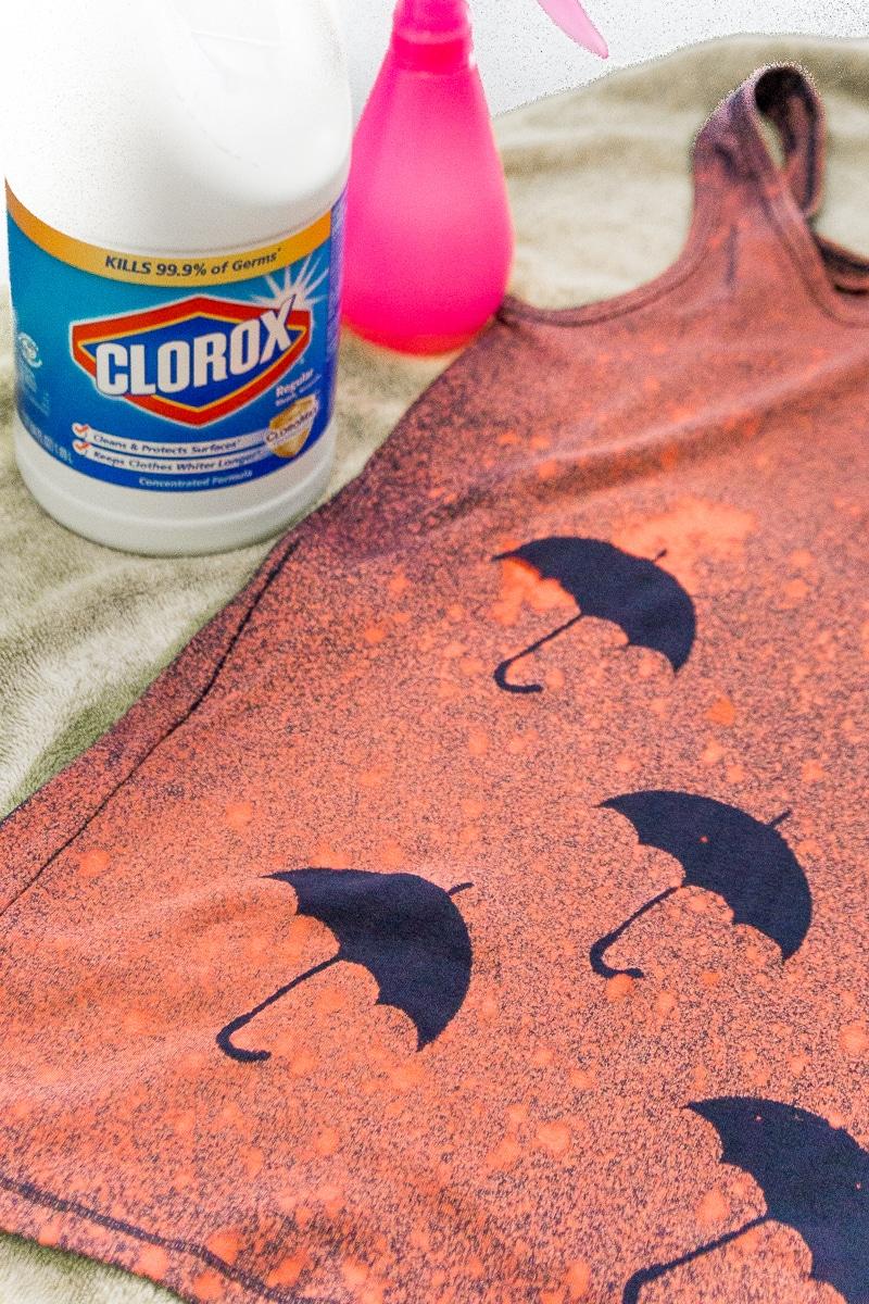 customizar camisetas agua sanitaria 6