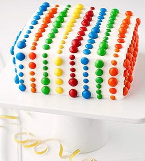 decoraçao bolos simples e facil