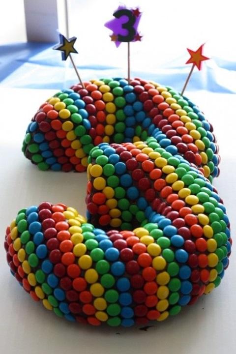 decoraçao de bolos simples
