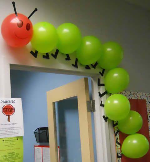 decoraçao festa baloes