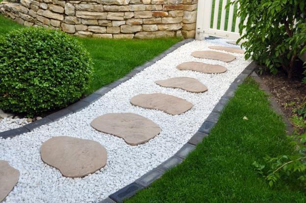 decoraçao jardim pedras 2