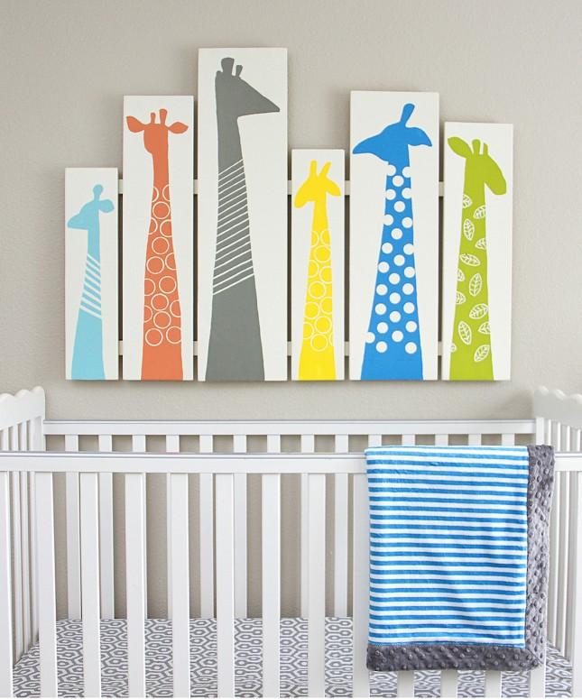 decoraçao quarto bebe 4