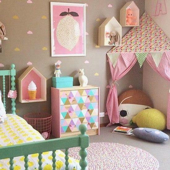 decoraçao quarto menina 3