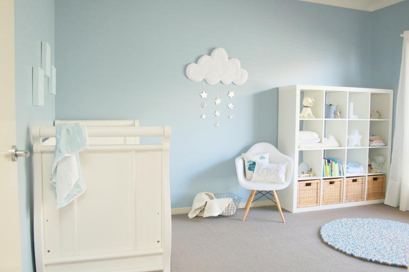 decoraçao quarto menino simples
