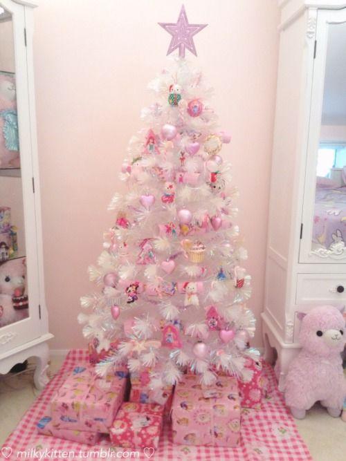 20 Ideias De 193 Rvores De Natal Brancas