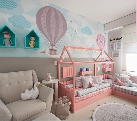 decoracao cama forma casinha 10