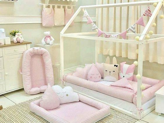 decoracao cama forma casinha 4