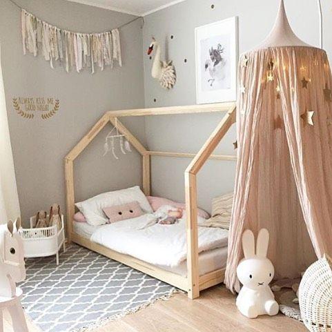 decoracao cama forma casinha 8