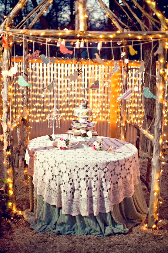 decoracao casamento croche 1