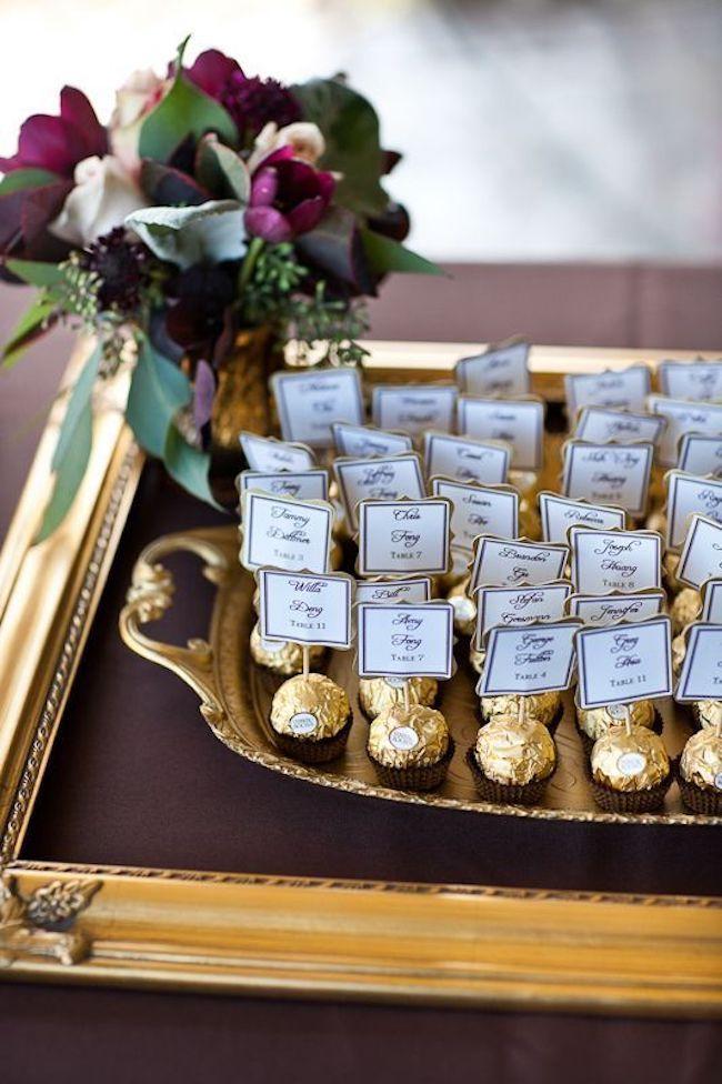 decoracao de bodas de ouro