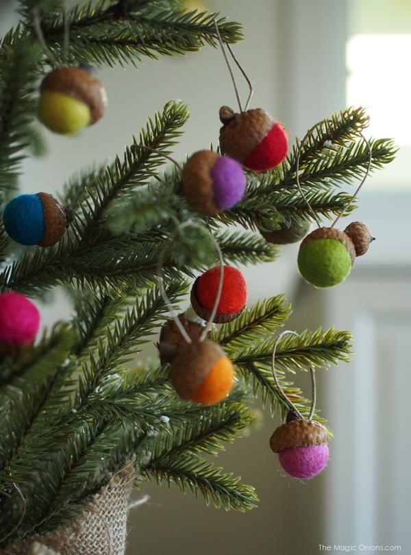 decoracao de natal com materiais naturais 2